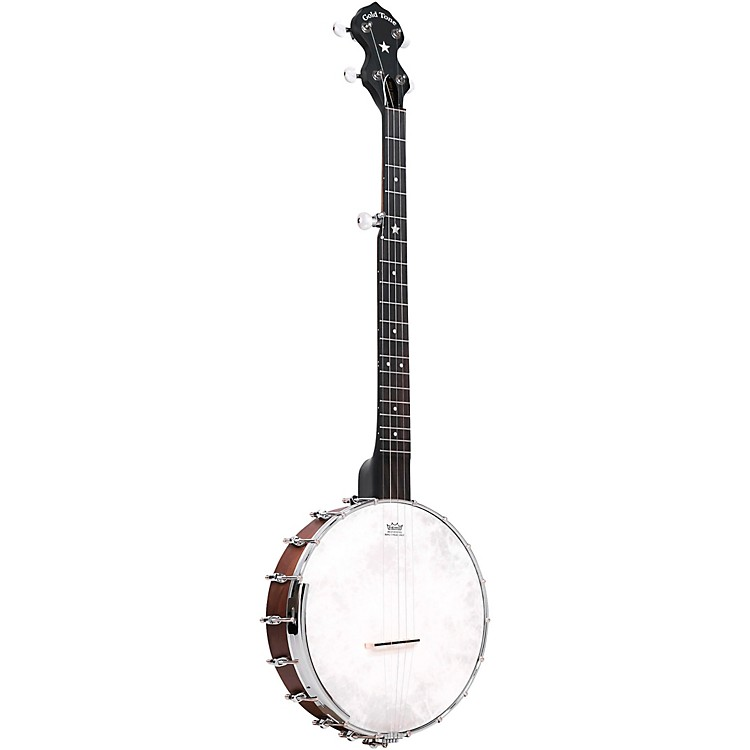 Gold Tone CC-OT Cripple Creek OpenBack Banjo Vintage Brown