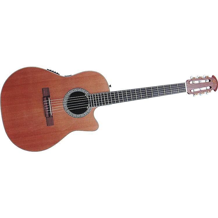 OvationCC059 Acoustic-Electric Classical Guitar