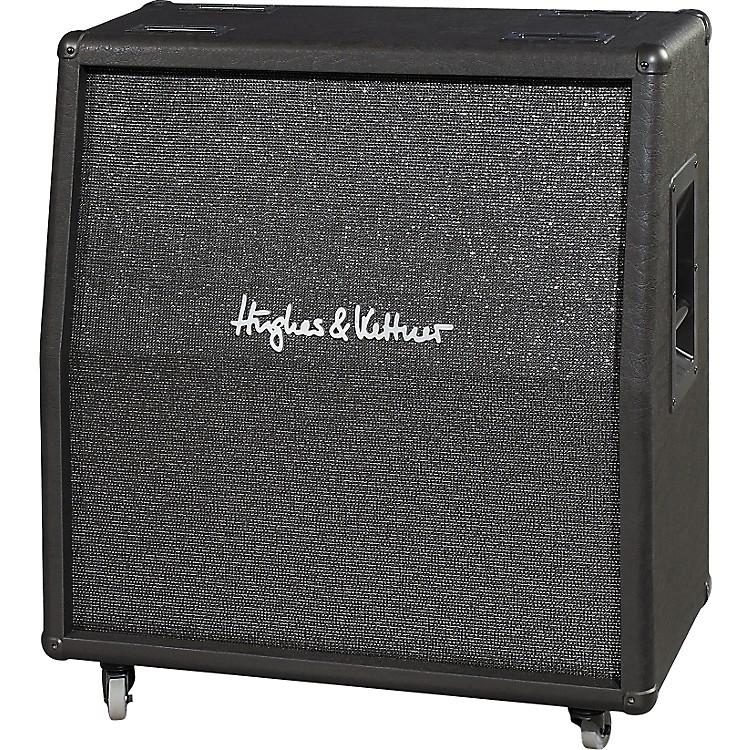 Hughes & KettnerCC412 A3 280W 4x12 Guitar Extension CabinetBlackSlant