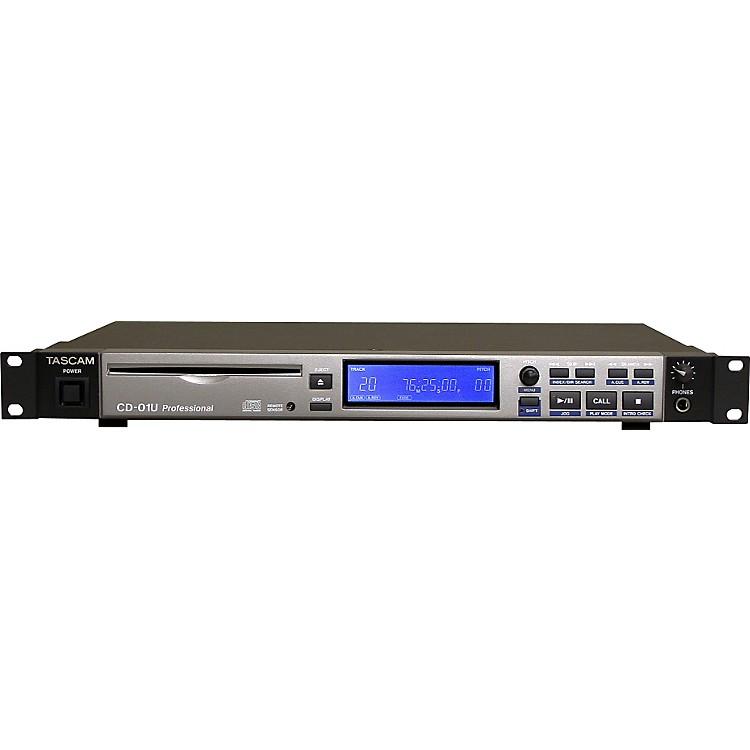 TASCAMCD-01U Pro 1-Rackspace CD Player