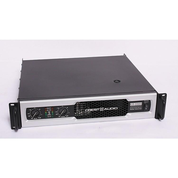 Crest AudioCD 2000 2000W Power Amplifier889406864832