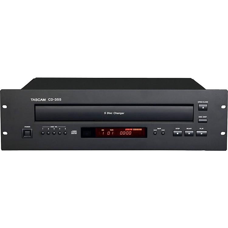 TASCAMCD-355 Five-disc Carousel CD Player