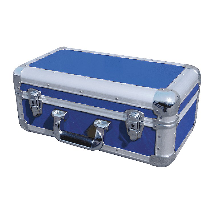 Eurolite CD-3R 3-Row CD Case Blue