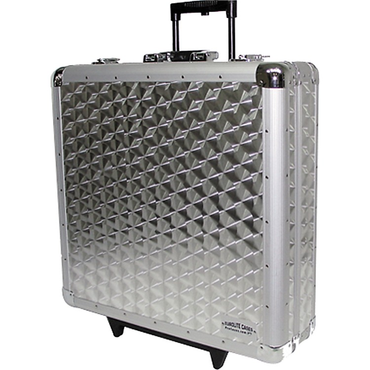Eurolite CD-4RR 4-Row Rolling CD Case