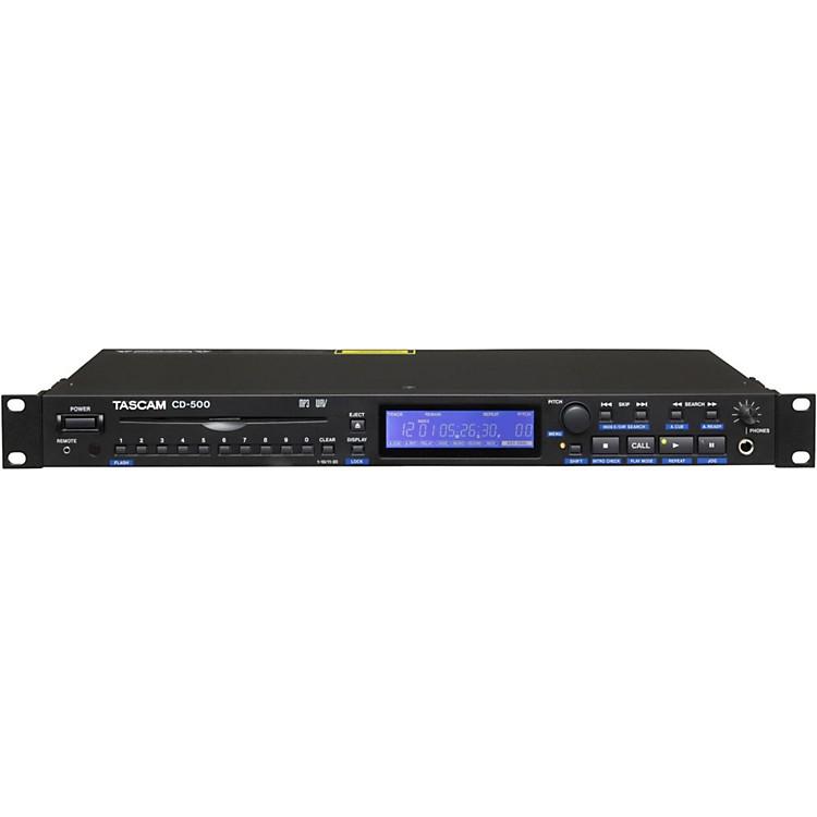 TascamCD-500 Single Rackspace CD Player