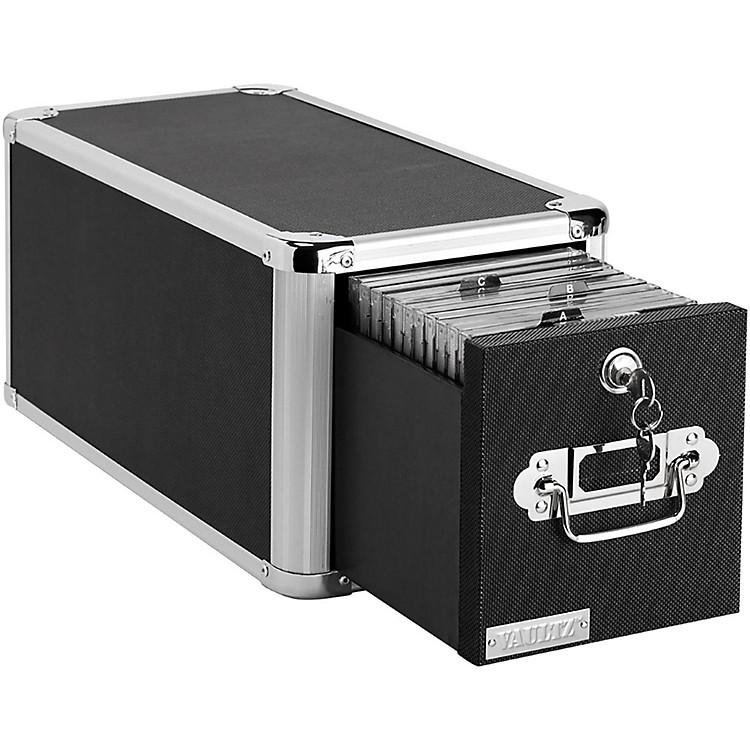 VaultzCD Cabinet VerticalBlack