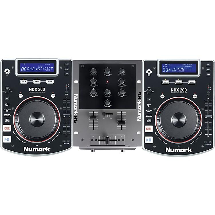 NumarkCD DJ in a BOX DJ System