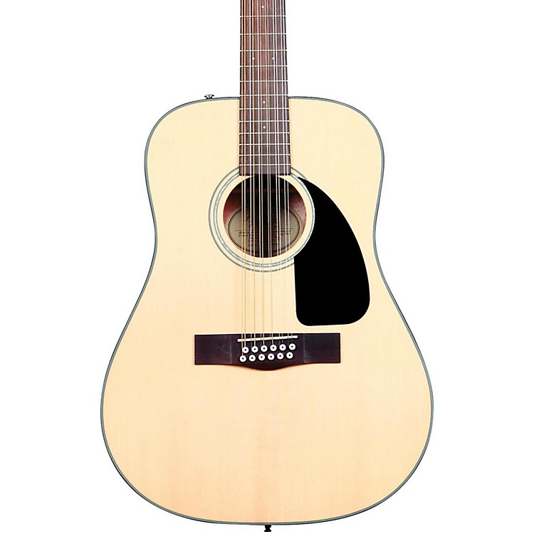 Fender CD100 12-String Acoustic Guitar Natural
