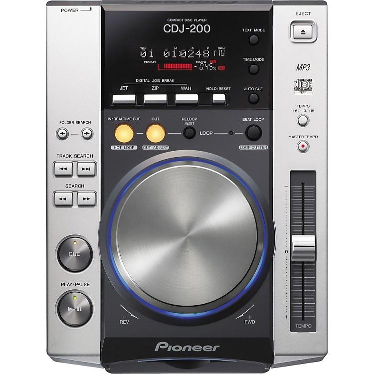PioneerCDJ-200 Pro CD Player