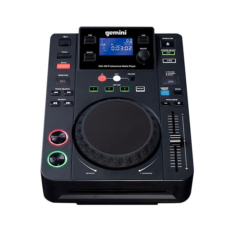 GeminiCDJ-300 Tabletop MP3/CD/USB Deck