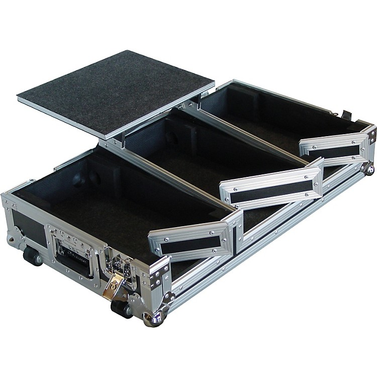 EuroliteCDJ-400 Coffin Case with Laptop Shelf