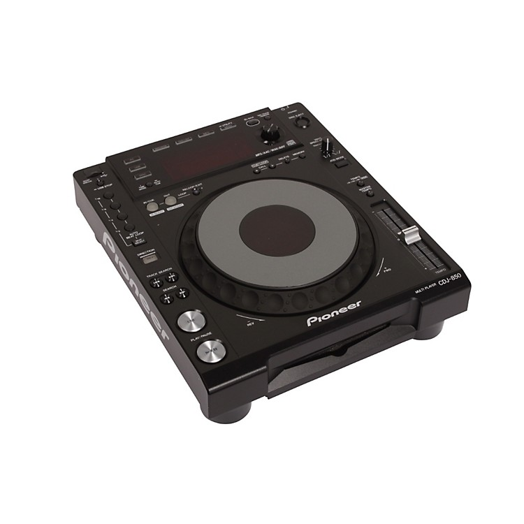 Pioneer CDJ-850 Digital Multi Player (Black)