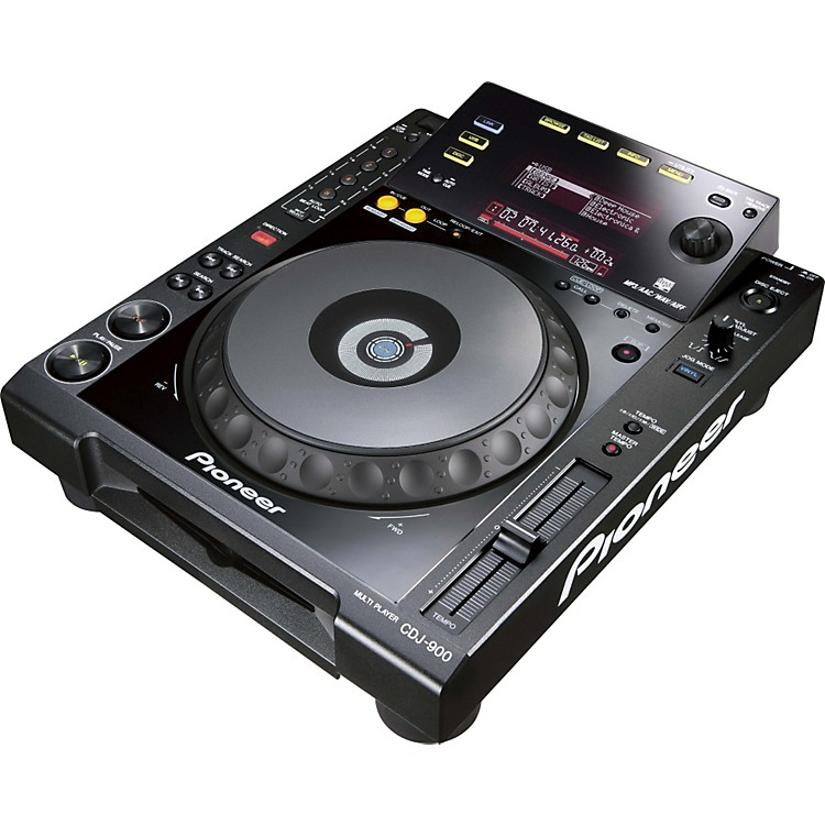 Pioneer CDJ-900 - Tabletop Multi-Player