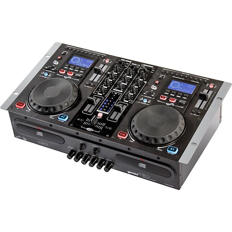 GeminiCDM-3700G Dual CD Karaoke Mixing Console