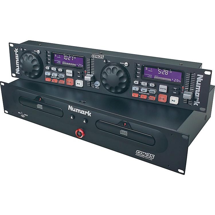 NumarkCDN35 Dual Rackmount CD Player
