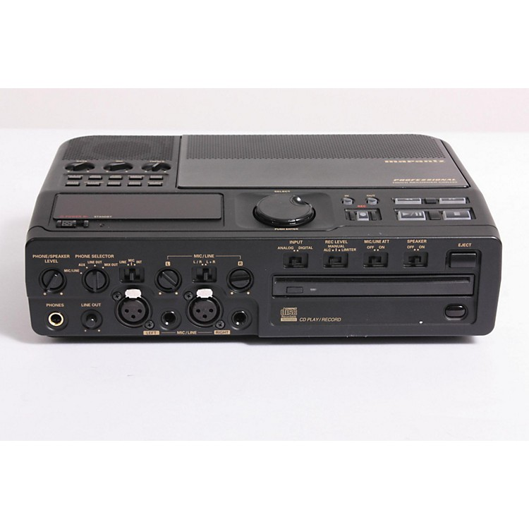 Marantz CDR420 MP3/CD Recorder Workstation  889406250260