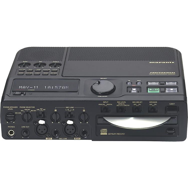 MarantzCDR420 MP3/CD Recorder Workstation