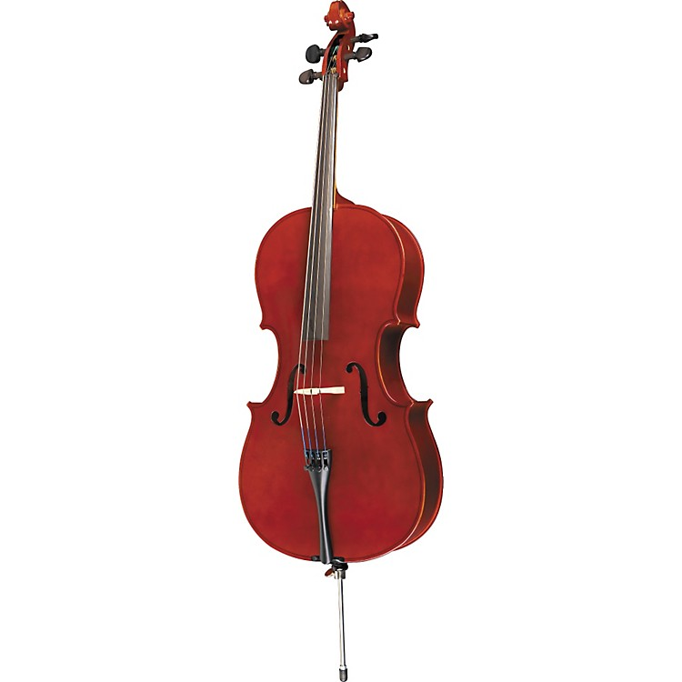 GlaeselCE30EC 3/4 Size Cello Outfit