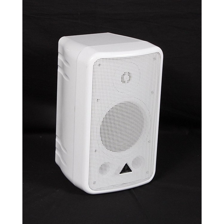 Behringer CE500A Compact Powered Speaker White 886830348914