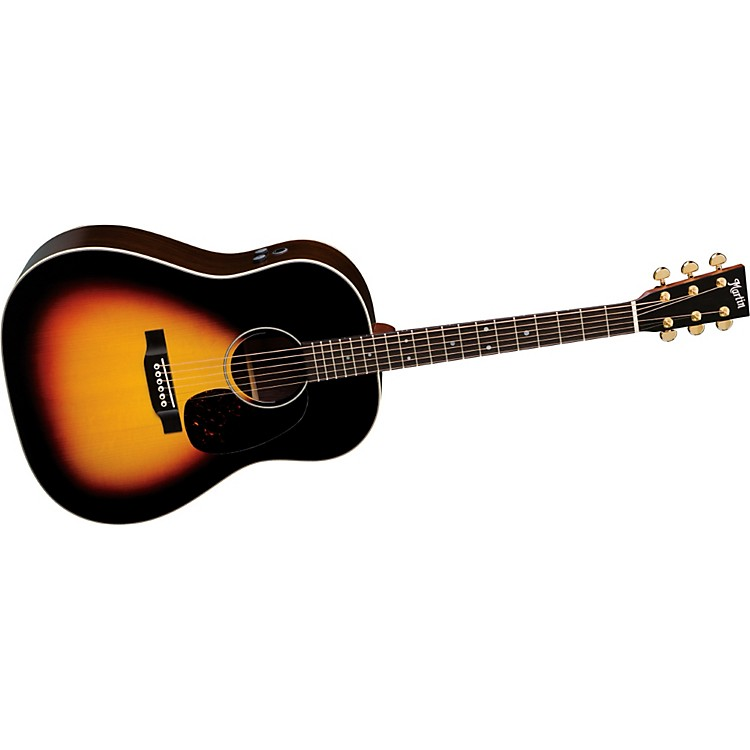 Martin CEO 6 Dreadnought Acoustic-Electric Guitar Sunburst