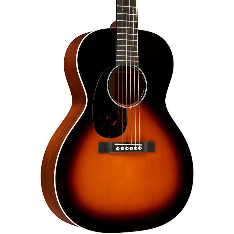 MartinCEO-7 Left-Handed Grand Concert Acoustic GuitarSunburst