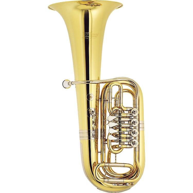CervenyCFB 641-4PX F Tuba
