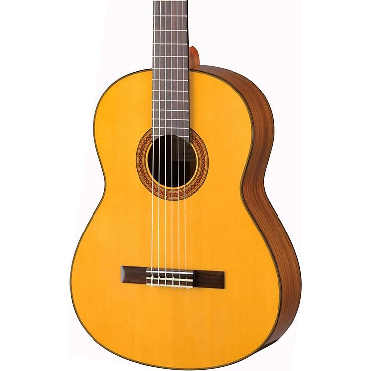 YamahaCG162S Spruce Top Classical GuitarNatural