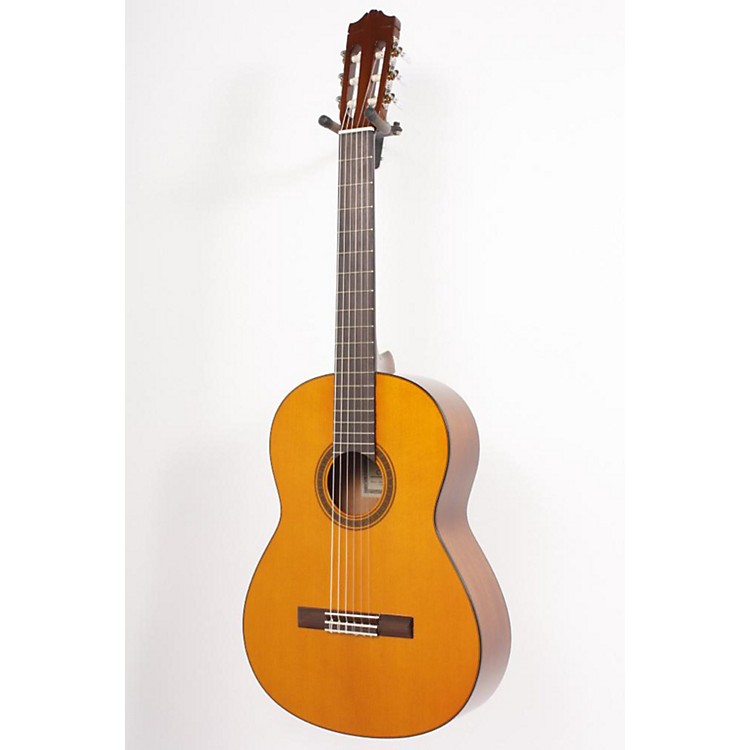 Yamaha CGX101A Acoustic Electric Guitar Natural 886830569630