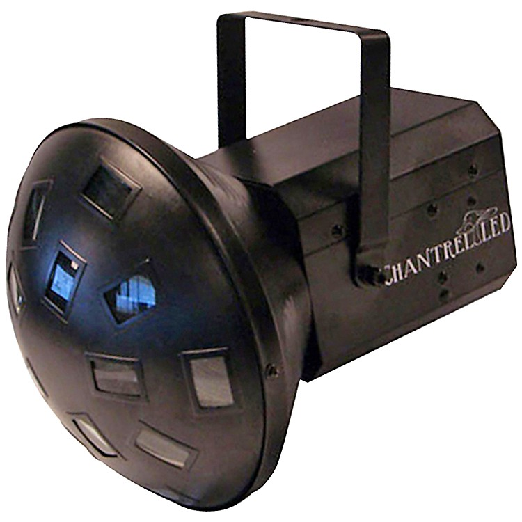 OmniSistem CHANTREL LED Light Effect Black