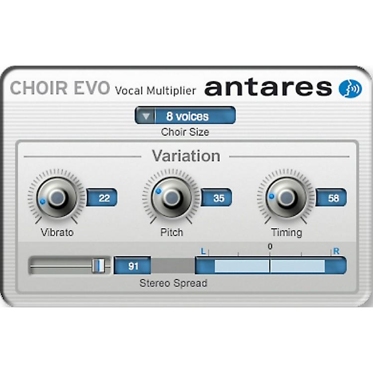 AntaresCHOIR Evo (VST/ AU/ RTAS) Software Download