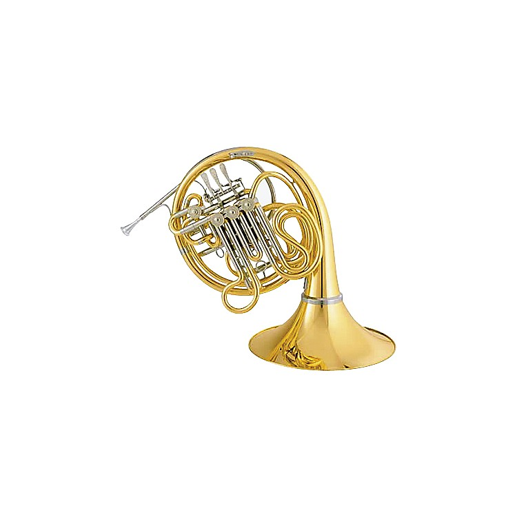 Cerveny CHR 781 Kruspe Series Double Horn Lacquer Screw Bell