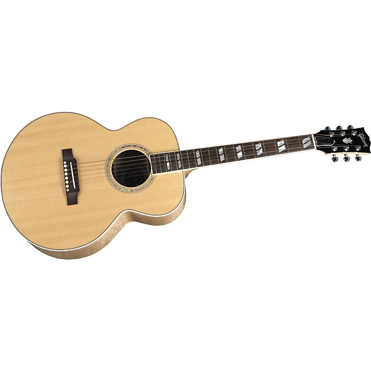 Gibson CJ-165 Maple Acoustic-Electric Guitar Antique Natural