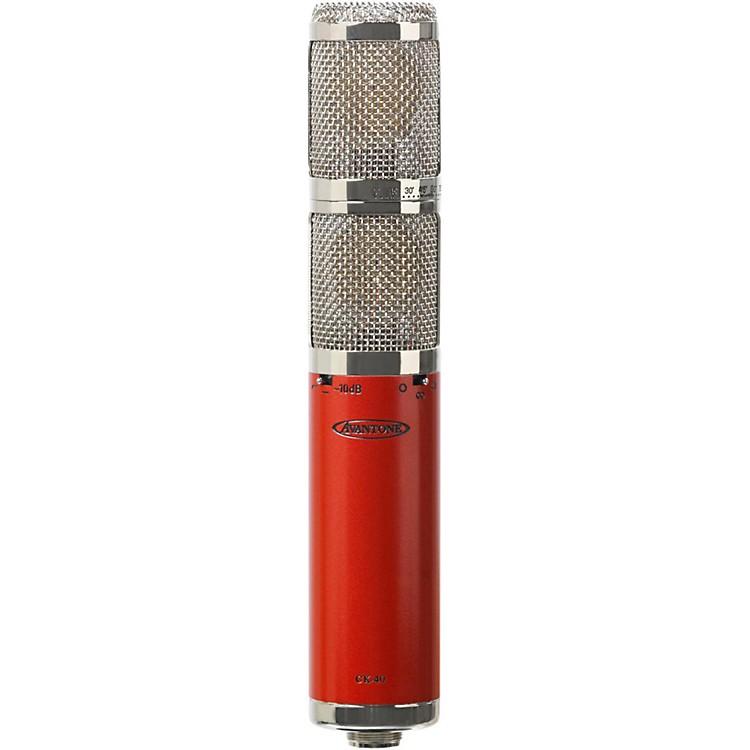 AvantoneCK-40 FET Stereo Multi-Pattern Microphone