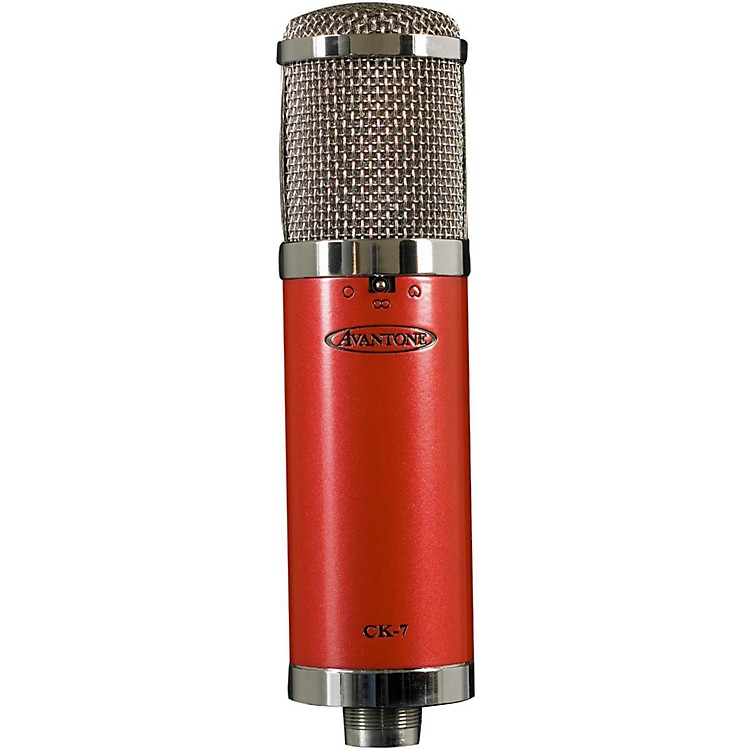 AvantoneCK-7 Large Capsule Multi-Pattern FET Condenser Microphone