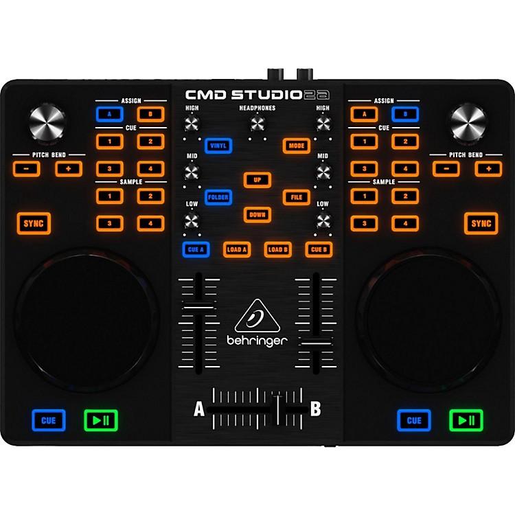 BehringerCMD Studio 2A DJ Controller