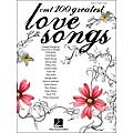Hal Leonard CMT's 100 Greatest Love Songs Piano, Vocal, Guitar Songbook