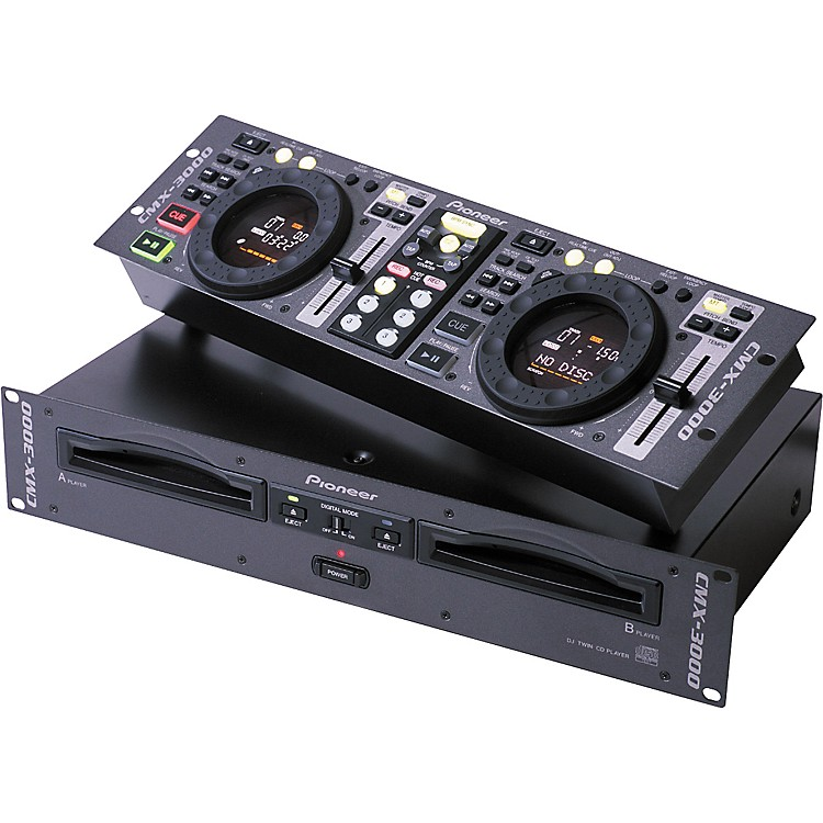 Pioneer CMX-3000 Dual Rackmount CD Player
