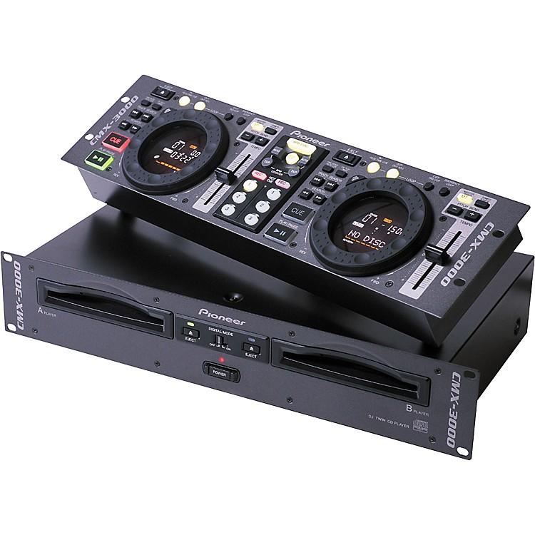 PioneerCMX-3000 Dual Rackmount CD Player