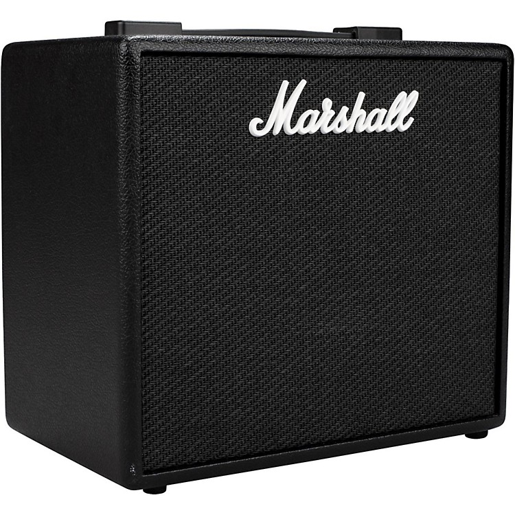 MarshallCODE 25W 1x10 Guitar Combo AmpBlack