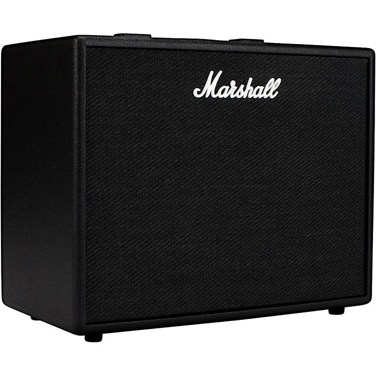 MarshallCODE 50W 1x12 Guitar Combo AmpBlack