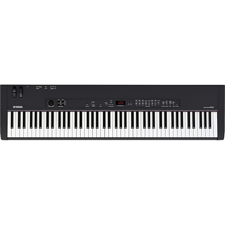 Yamaha CP33 88-Key Stage Piano