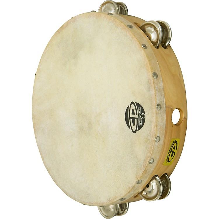 CPCP380 Tambourine Double Row10 Inches