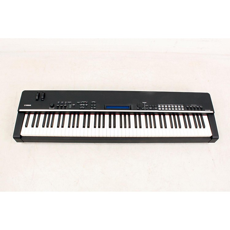 Yamaha CP4 STAGE 88-Key Wooden Key Stage Piano  888365741215