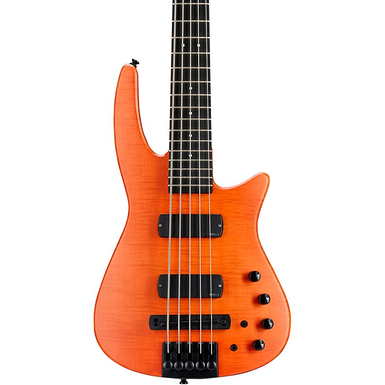 NS DesignCR5 RADIUS Bass GuitarSatin Amber