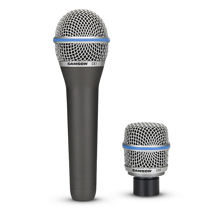 Samson CS Series Capsule Select Mics