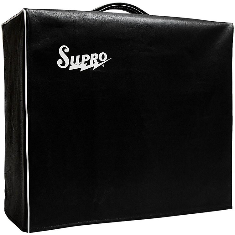 Supro CS10 Amplifier Cover for 1600 Supreme and 1610 Comet Combos Black