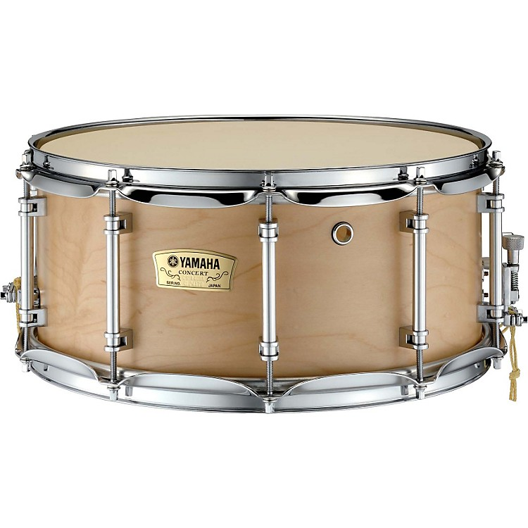 YamahaCSM Series Concert Snare Drum