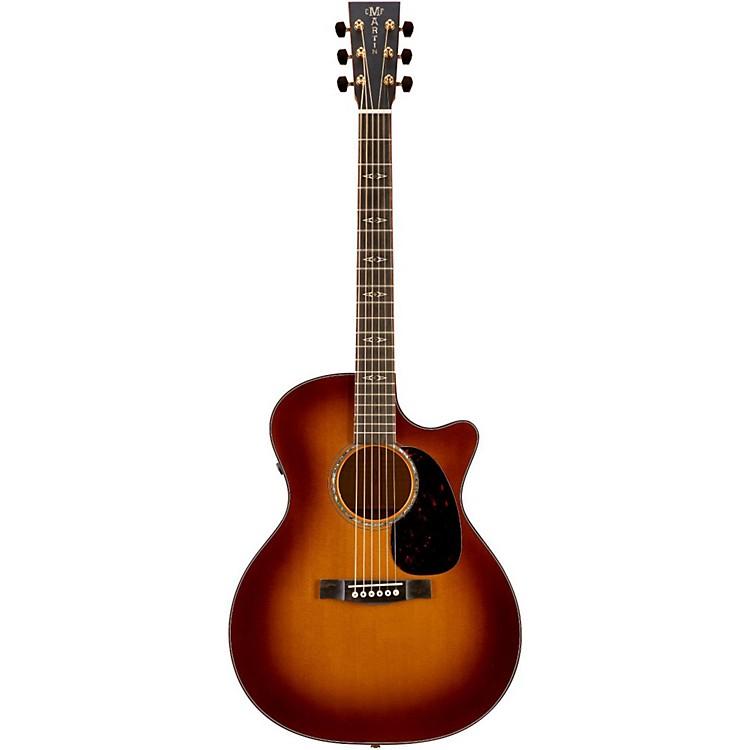 MartinCST GPCPA1 Big Leaf Maple Acoustic-Electric GuitarNatural