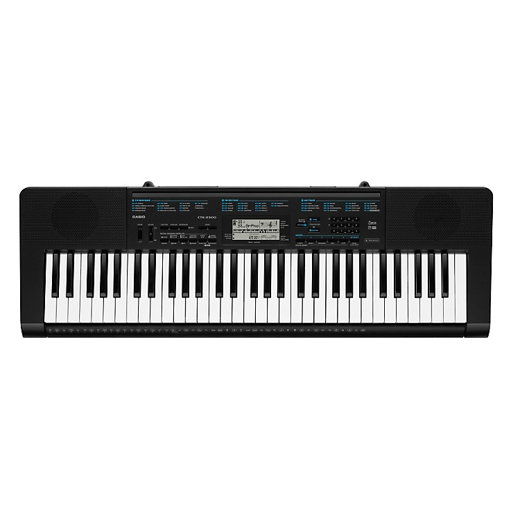Casio CTK-2300 61-Key Portable Keyboard