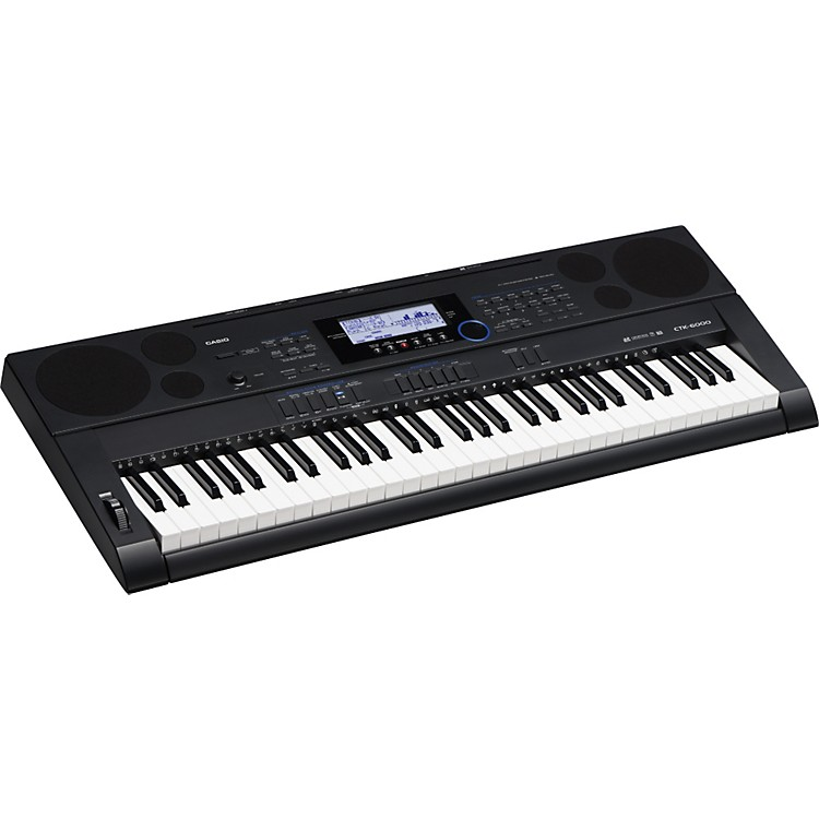 Casio CTK-6000 61-Key Portable Piano